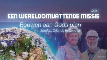 13 september 2015 - Bouwen aan gods plan (Small)