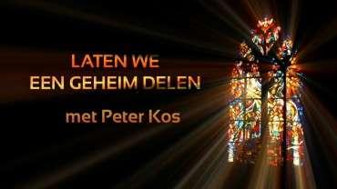 25 oktober 2015 - laten we een geheim delen - Peter Kos (Small)