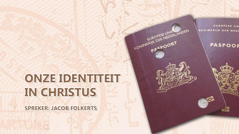 identiteit in christus