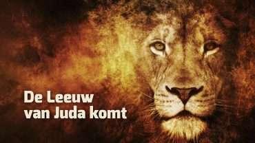 De Leeuw van Juda komt